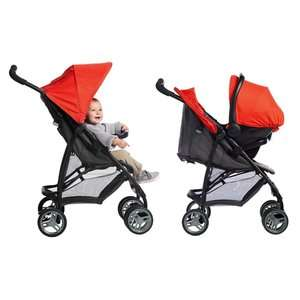 20% off selected car seats, travel systems & strollers @ Smyths eg Graco Literider Travel System now £79.99