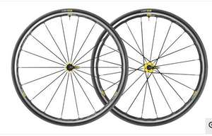 Mavic Ksyrium Elite 2018 RRP £549 - £260 with code @ Evans cycles