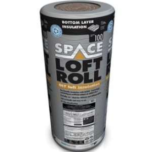 Knauf 100mm Space Loft insulation Roll - 8.30m2 Coverage £14 / Type 11 Single Panel Universal Radiator - 600x600mm £18.47 (plus more in post) @ Wickes (Free C&C)