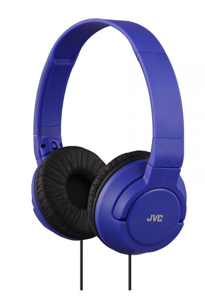 JVC HA-S180 Foldable Headphones for £4.99 Free C&C @ Ryman