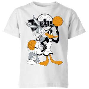 Space Jam Bugs And Daffy Time Squad 100% cotton mens, womens & kids t-shirts £8.99 delivered with code @ My Geek Box
