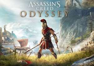 Assassin's Creed: Odyssey EMEA PRE-ORDER Uplay CD Key £35.21 @ GAMIVO /GamesTrading