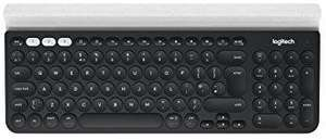 Logitech K780 Multi-Device Wireless Keyboard Price drop £38.99 @ Amazon
