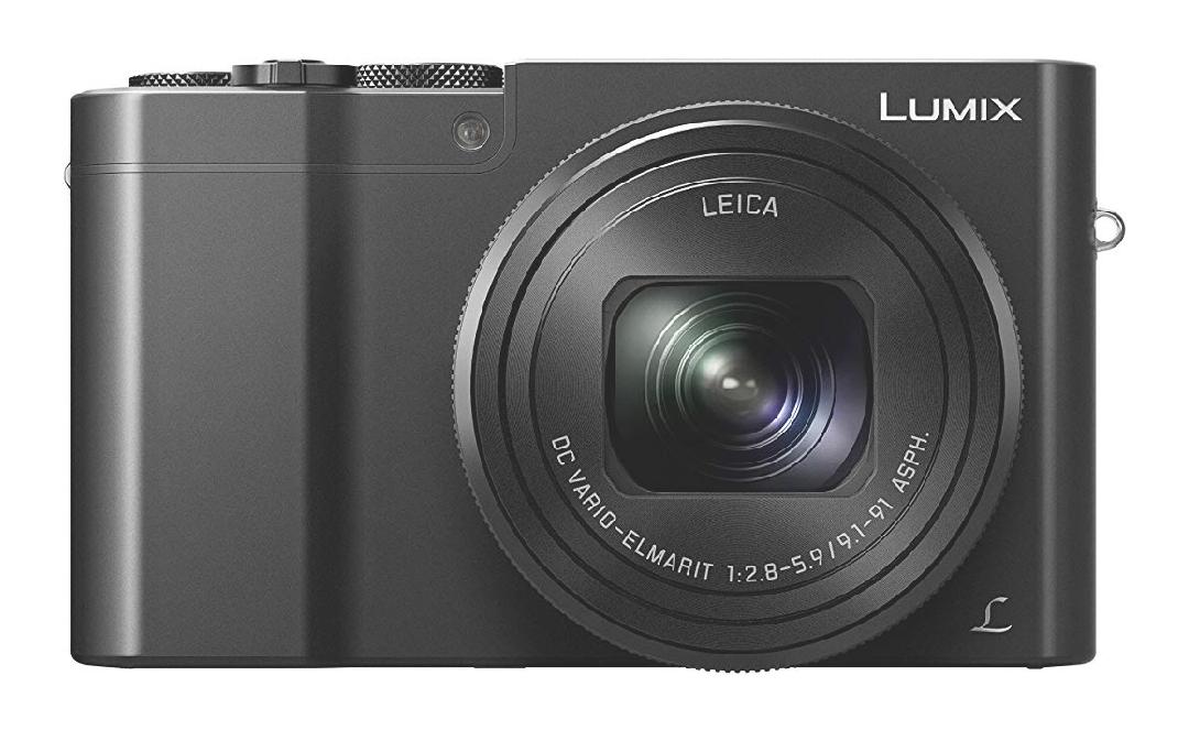 Panasonic Lumix DMC-TZ100EBK Compact Digital Camera (20.1 MP, 25-250 mm, 10x Optical Zoom, F2.8-5.9 Leica Lens) - Black £391 delivered @ Amazon
