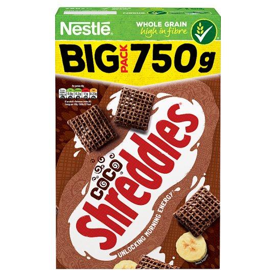 Nestle Shreddies Coco Cereal 750G £1.70 at Tesco