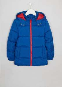 Boys 4 13yrs Girls 4 11yrs Hooded Padded Coats 10 C C