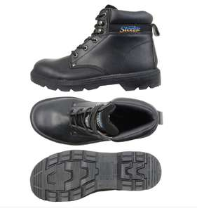 Portwest Steelite Site Safety Boots W/ 100% Leather Uppers, Steel Toecaps & Steel Plated Midsole £19.58 Delivered @ Toolstation
