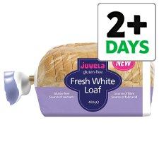 Juvela gluten-free white & fibre bread £2.20 on offer in tesco