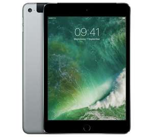 iPad Mini 4 Wi-Fi 128GB Grey / Silver / Gold £299 + £50 giftcard on trade in plus value of tablet @ Argos