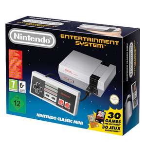 Nintendo Nes Mini Classic Console £39.99 @ Monster Shop