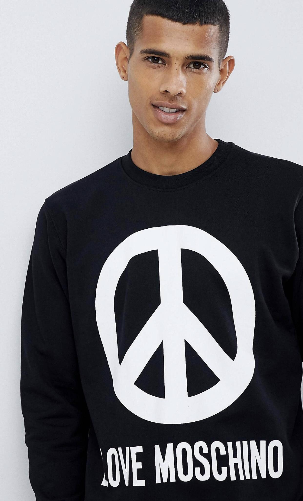 Moschino sweatshirt - £77 delivered @ ASOS