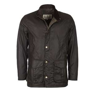 Mens Barbour Hereford Jacket in Navy Blue £99.50 @ Country house outdoor
