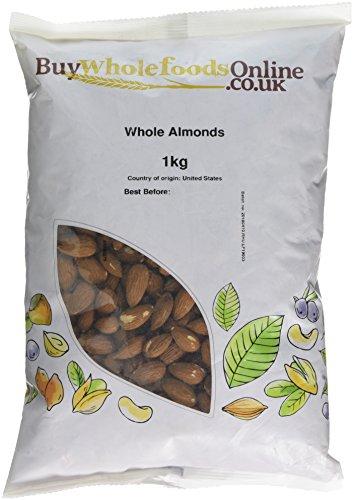 Almonds, £8.79 (Prime) £13.28 (Non Prime) or £8.35 (S&S) @ Amazon