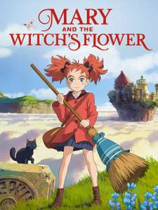 Mary and the witch's flower at Rakuten - buy for £4.99