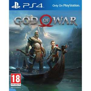 God of War PS4 - £32.95 @ The Game Collection