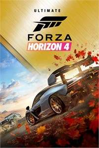 Forza Horizon 4 Ultimate Edition with Game Pass ...
