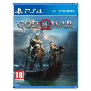 God of War (PS4) For A Monster Deal Was £44.99 Now £29.99 @ Monster-shop.co.uk