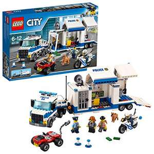 LEGO 60139 City Police Mobile Command Center  £20.34 @ Amazon
