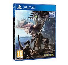 PS4 Monster Hunter World £24.99 on PSN