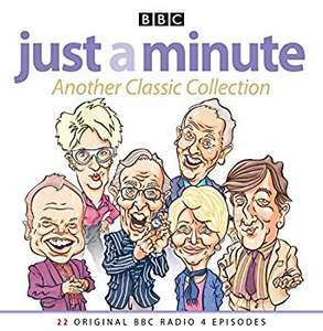 Audible DOTY 'Just a Minute, Another Classic Collection' £2.99