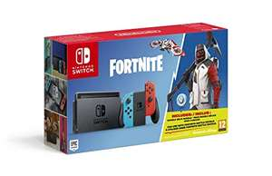 Nintendo Switch Fortnite Edition With Fortnite Currency Double