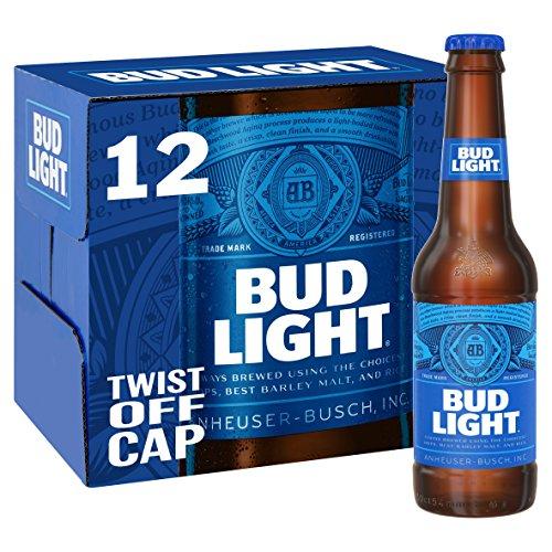 Bud Light for less than 50p per bottle! - £35.98 (for 72 bottles) @ Amazon pantry
