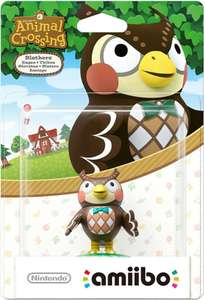 Blathers - amiibo Animal Crossing Collection £4.99 / £5.98 delivered at Zavvi -  Cheaper than Amazon