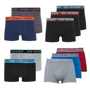 2 pack of Ben Sherman boxer shorts sizes S - XL £6.99 / 3 pack £9.99 delivered @ eBay sold by underworldunderwear