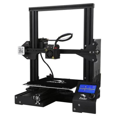 Creality Ender-3 3D printer. Excellent budget 3D printer £139.50 Gearbest + TCB