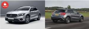 Mercedes GLA 180 petrol AUTO – 2 Year Lease 8000 Annual Mileage £184.03 per month (23 months) Initial Rental £552.09 Processing Fee £199.00 - £4983.78 @ Leasing options
