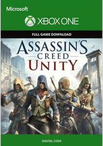 Assassin's Creed Unity Xbox One - Digital Code 79p ( if you really need to save 2p its 77p with cdkeys 3% fbook like code )