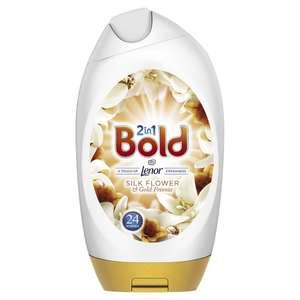 Wilko : Bold Liquid with Lenor Large(888ml) less than half price £3.00 (from £8.00)