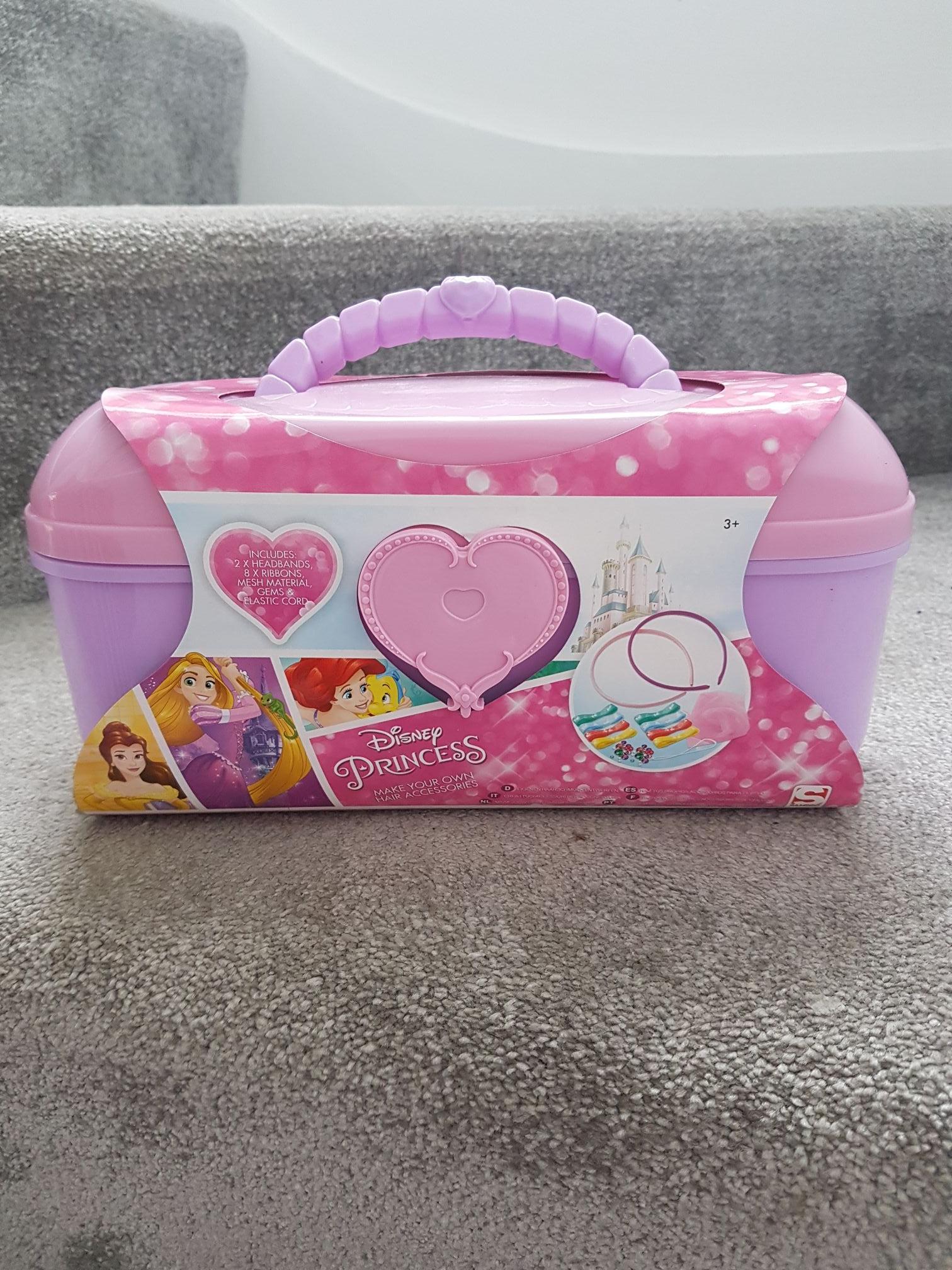 Disney princess vanity box £2.50 @ Tesco fforest fach, swansea. Perfect for a school birthday gift