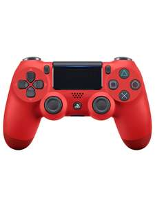 PS4 DualShock 4 V2 Wireless Controller with 2 Year Guarantee -  Magma Red / Blue / Black / White £34.99 @ John Lewis & Partners (free c+c)
