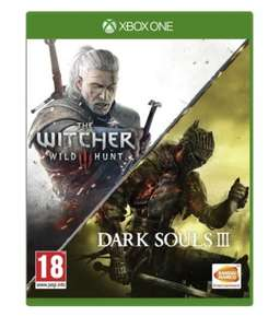 The Witcher 3: Wild Hunt + Dark Souls III Compilation - £25.95 at The Game Collection (Pre-Order) - Xbox One