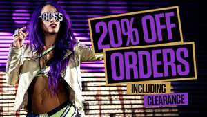 WWE Eurostore 20% most things including clearance, items from just £1.60 + p&p
