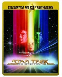50th Anniversary Star Trek Blu-ray Steelbooks 3 for £10 @ Zoom and 2 for £25 @Amazon