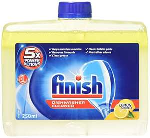 Finish Dishwashing Machine Cleaner (Pack of 8) - £16 (Prime) £20.49 (Non Prime) £15.20 (S&S) @ Amazon