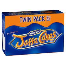 Jaffa Cakes 20 pack £0.89 @ Heron Foods