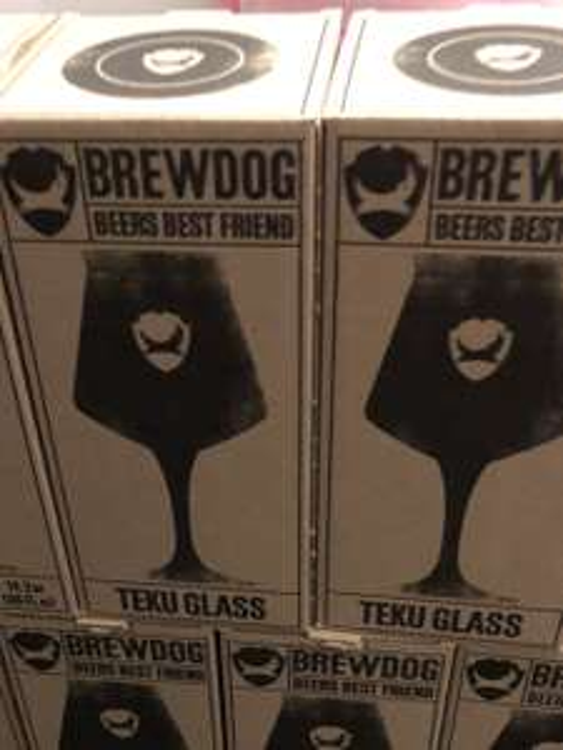 Brewdog Teku Glasses £2 a piece instore @ Morrisons