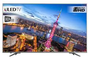 Hisense 50N680050 inch 4K Ultra HD HDR Smart ULED TV Freeview Play- Open Box - £329.95 @ Richer Sounds