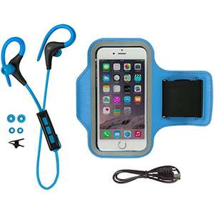 Kitsound Sport bundle with Race Bluetooth Sport In-Ear Headphones and Phone Armband - £4.49 @ Amazon / sold by Hale Communications