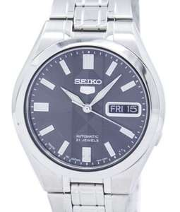 Seiko 5 Automatic Japan Made SNKG35 SNKG35J1 SNKG35J Men's Watch, 30M WR, Hardlex Crystal, £59 With Code CLEAR @ Creation Watches