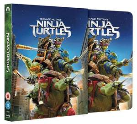 Teenage Mutant Ninja Turtles - Limited Edition Steelbook (Blu-Ray) £4.50 Delivered (Using Code) @ Zoom