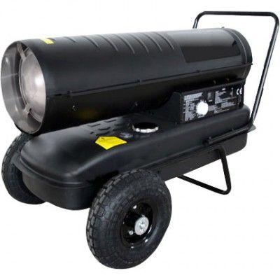 Bargain 37kw diesel / kerosene heater for workshop / garage / patio etc