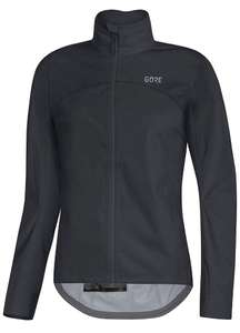 Gore Wear Women's C5 Gore-Tex Active Road Bike Jacket - Black size 36 small only £35.65 @ Amazon