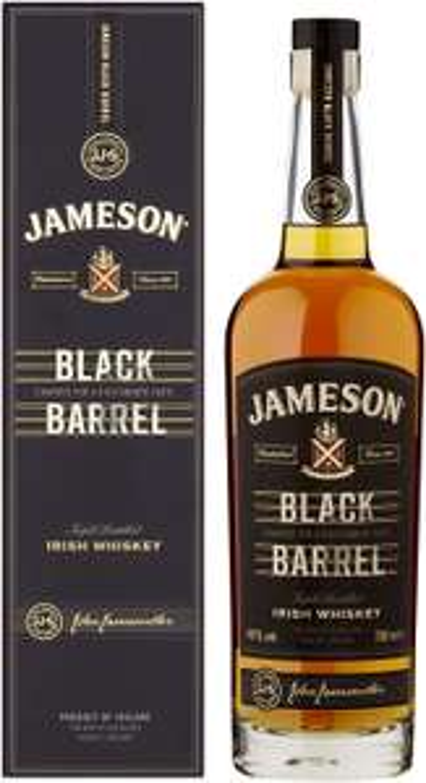Jameson Black Barrel 70cl - £28 at Amazon
