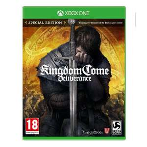 Kingdom Come Deliverance Xbox One/PS4 @ Smyths - £24.99