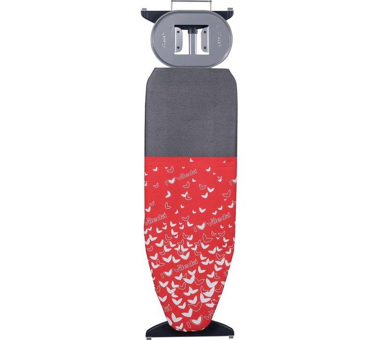Vileda 130 x 44cm Express Park & Go Ironing Board - Red £33.49 Argos