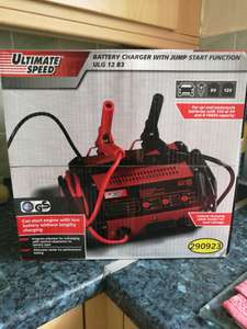 Lidl instore ultimate speed battery charger with jump for Ultimate speed caricabatterie lidl